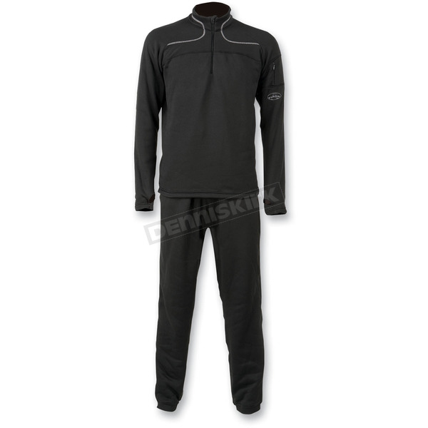 R.U. Outside Mens Thermo-Motion Mid-Layer Fleece Pants - THERMOPANT-M-XX