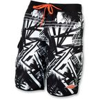 Black Splice Neo Boardshorts - 32300145