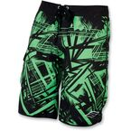 Green Splice Neo Boardshorts - 32300163