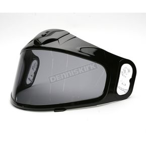 HJC Anti-Fog Smoke Double Lens Shield for HJC Helmets - 836-368