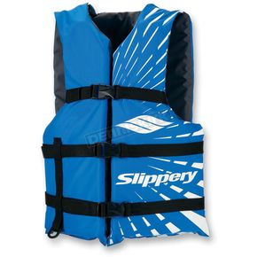 Slippery Blue Super Impulse Vest - 32400488