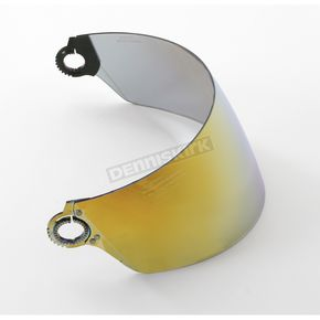 Z1R Gold Shield for Z1R Helmet - STRIKE