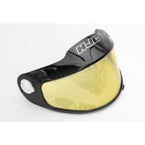 HJC Anti-Fog Dual Lens Amber Shield for HJC Helmets - 847-365