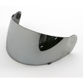 AFX Silver Mirror Shield for AFX Helmets - 0130-0047
