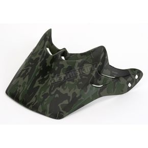 Mossi Visor for MX-I Helmet - 24VCAMO