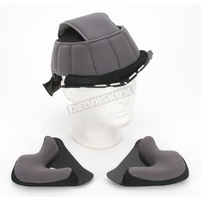 HJC Black Helmet Liner for HJC Helmets - 178-000