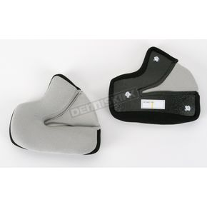Z1R Gray Cheek Pads for Z1R Helmets - 0134-0309