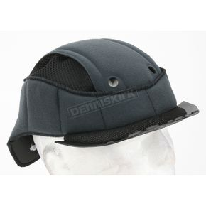 Z1R Gunmetal/Black Helmet Liner for Z1R Helmets - ACE