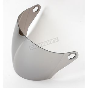 AFX Anti-Scratch Silver Mirror Shield for AFX Helmets - 0130-0183
