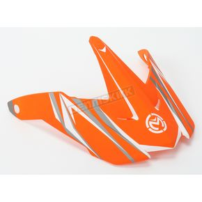 Moose Orange Visor for Moose Helmets - 01320293