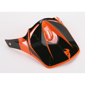Thor Carbon Orange Accessory Kit for Thor Helmets - 1320308