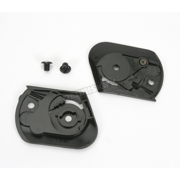 HJC Base Plate Kit for HJC Helmets - 856-100