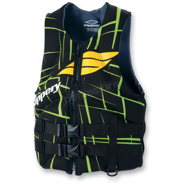 Slippery Green Surge Neo Vest - 32400522