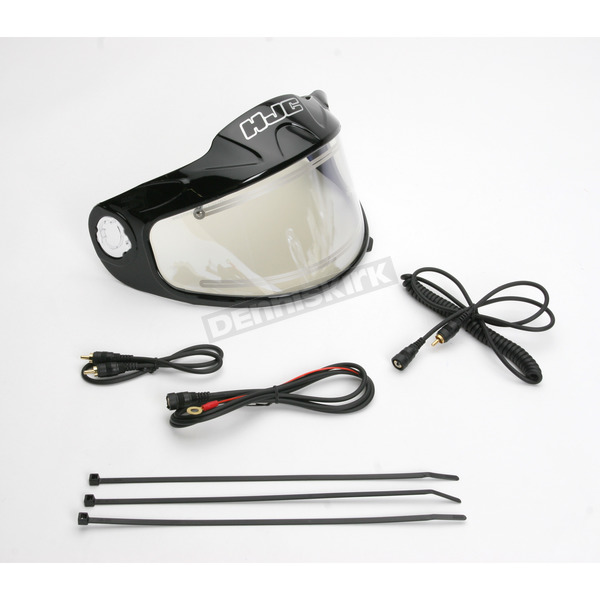 HJC Clear Electric Shield for HJC Helmets - 59-969