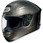 X-Twelve Anthracite Metallic Helmet - 0112-0117-06