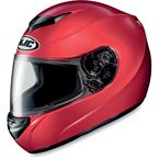 CS-R2 Candy Red Metallic Helmet - 208-234