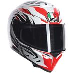 Red K3 SV Rookie Helmet - 0301O2F000509