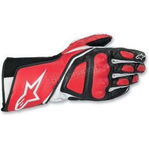 Alpinestars Red SP-8 Gloves - 35583030S