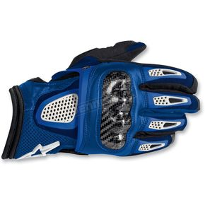 Alpinestars Blue Thunder Gloves - 356770-70-3X