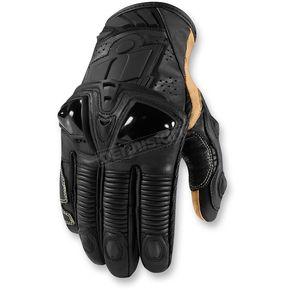 Icon Stealth Hypersport Short Gloves - 3301-2369