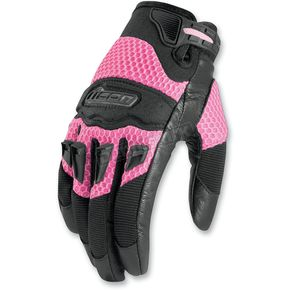 Icon Womens Twenty-Niner Gloves - 3302-0152