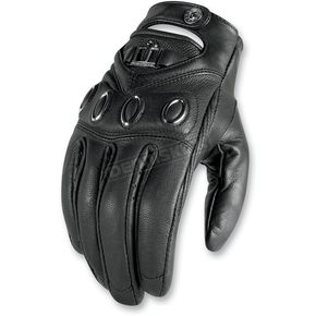 Icon Womens Hella Leather Gloves - 3302-0161