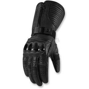 Icon 1000 Womens Black Fair Lady Gloves - 3302-0362