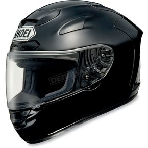 Shoei Helmets X-Twelve Black Helmet - 0112-0105-06