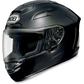 Shoei Helmets X-Twelve Black Metallic Helmet - 0112-0115-06