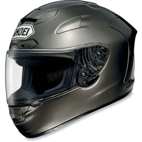 Shoei Helmets X-Twelve Anthracite Metallic Helmet - 0112-0117-06