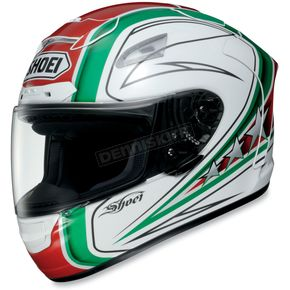 Shoei Helmets X-Twelve Streamliner White Helmet - 0112-0804-04