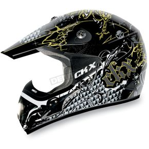 CKX Black VX-17 Bling Helmet - 110391