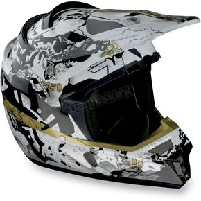 Klim F4 Helmet Gear'd  (Non-Current) - 3306-402