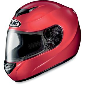HJC CS-R2 Candy Red Metallic Helmet - 0812-0121-08