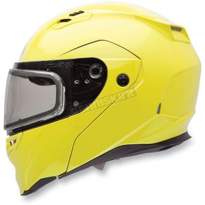 Bell Helmets High-Vis Yellow Revolver Evo Snow Helmet - 2035573