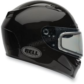 Bell Gloss Black Vortex Snow Helmet - 2035532