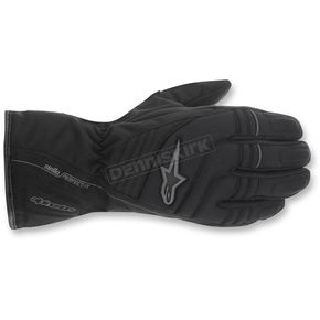 Alpinestars Womens Black/Grey Stella Transition Drystar Gloves - 3535515-105-XS