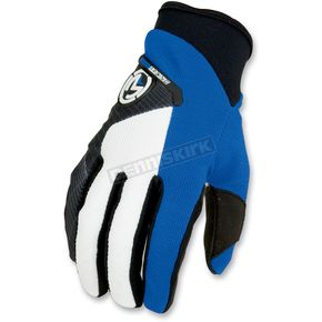 Moose Blue Qualifier Gloves - 33302688