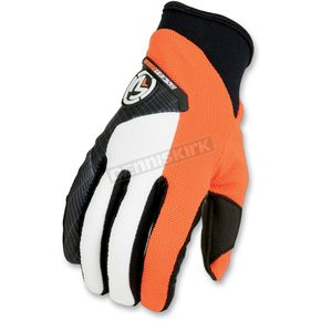 Moose Orange Qualifier Gloves - 33302694