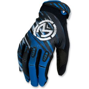 Moose Blue M1 Gloves - 33302713