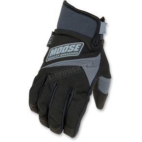 Moose Black Axis Gloves - 33302893