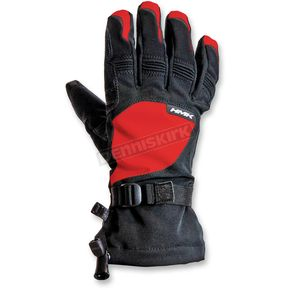 HMK Red Union Long Gloves - HM7GUNILRM