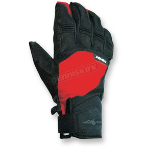 HMK Red Union Gloves - HM7GUNIRXL