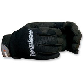 Throttle Threads Mechanics Gloves - TT423G13BKLRA