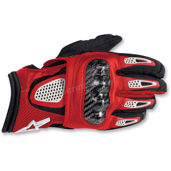 Alpinestars Red Thunder Gloves - 356770-30-L