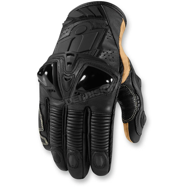 Icon Stealth Hypersport Short Gloves - 3301-2366