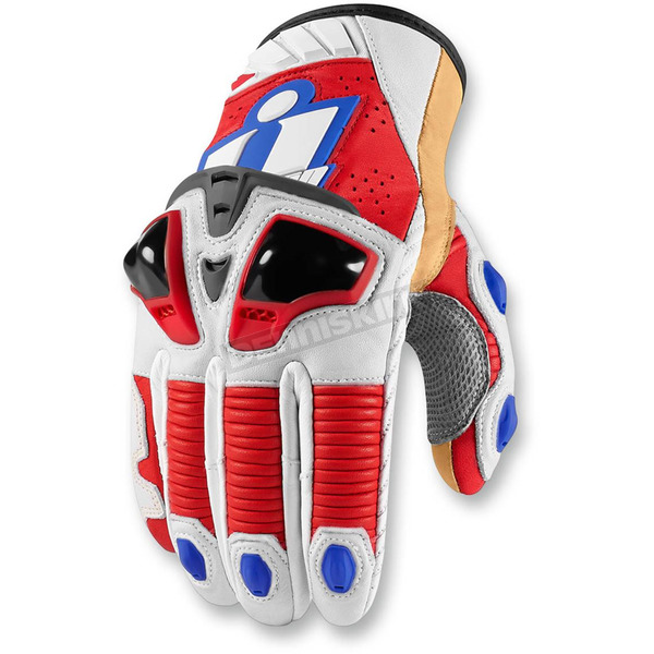 Icon Glory Hypersport Short Gloves - 3301-2388