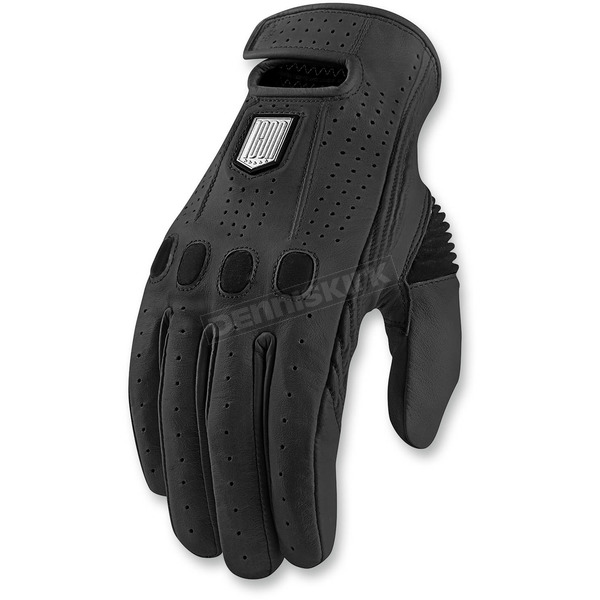 Icon 1000 Black Prep Gloves - 3301-2396