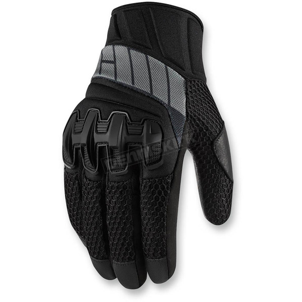 Icon Stealth Overlord Mesh Gloves - 3301-2409