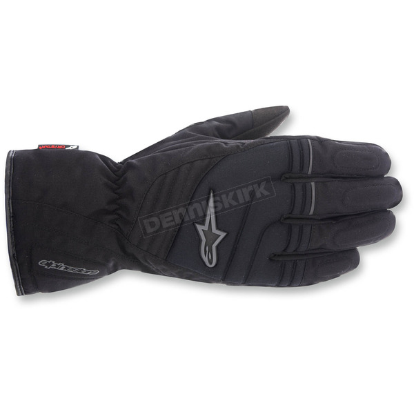 Alpinestars Black/Grey Transition Drystar Gloves - 3525515-105-XL